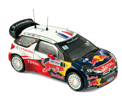 DS3 WRC - World Champion - Rallye de France 2012