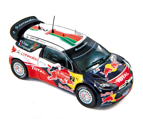 DS3 WRC Winner Rallye du Portugal 2011