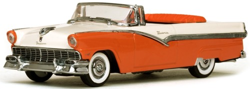 Ford Fairlane open convertible